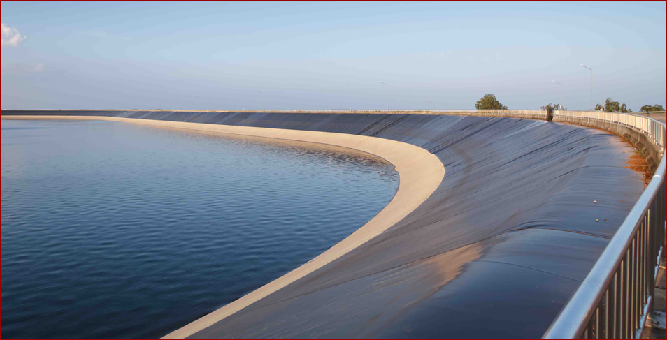 Pond Liners - Geomembranes