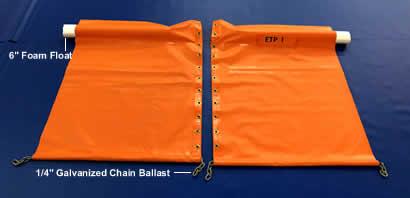 ETP 1 Turbidity Curtain